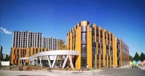 北京超低能耗幼儿园,森德为下一代创造健康成长环境!